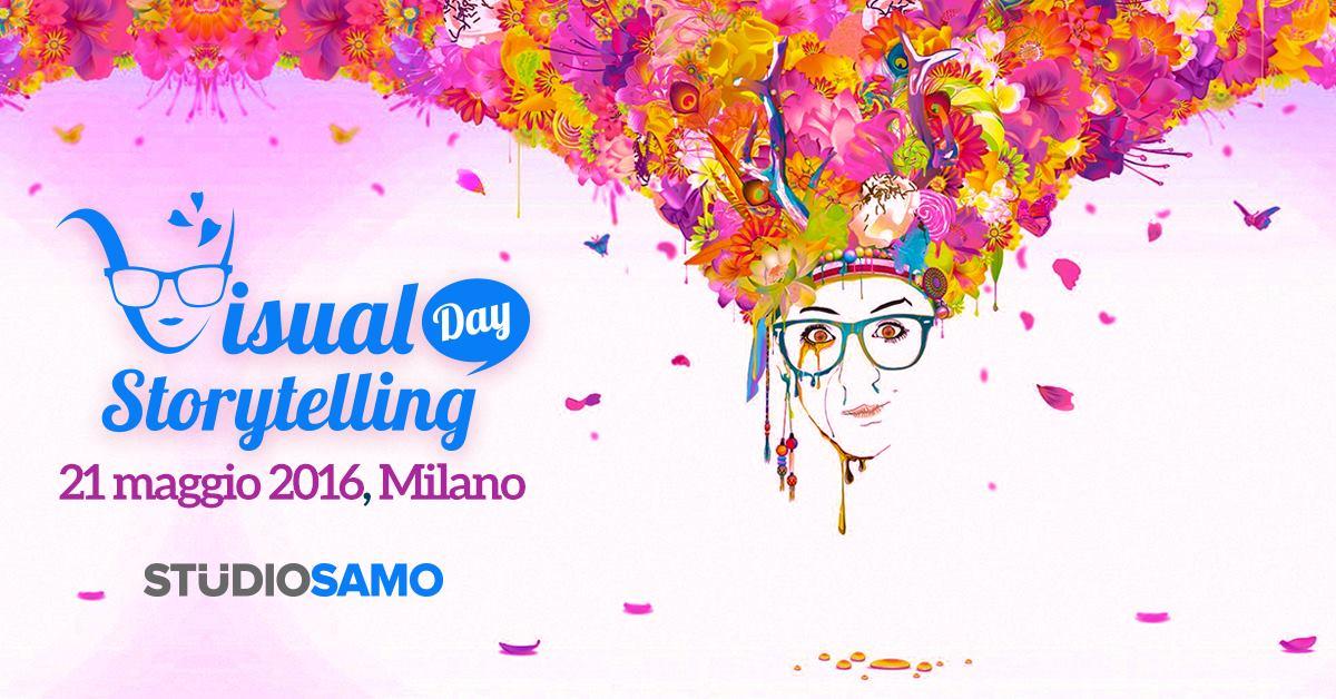 Visual Storytelling Day: racconto di una giornata