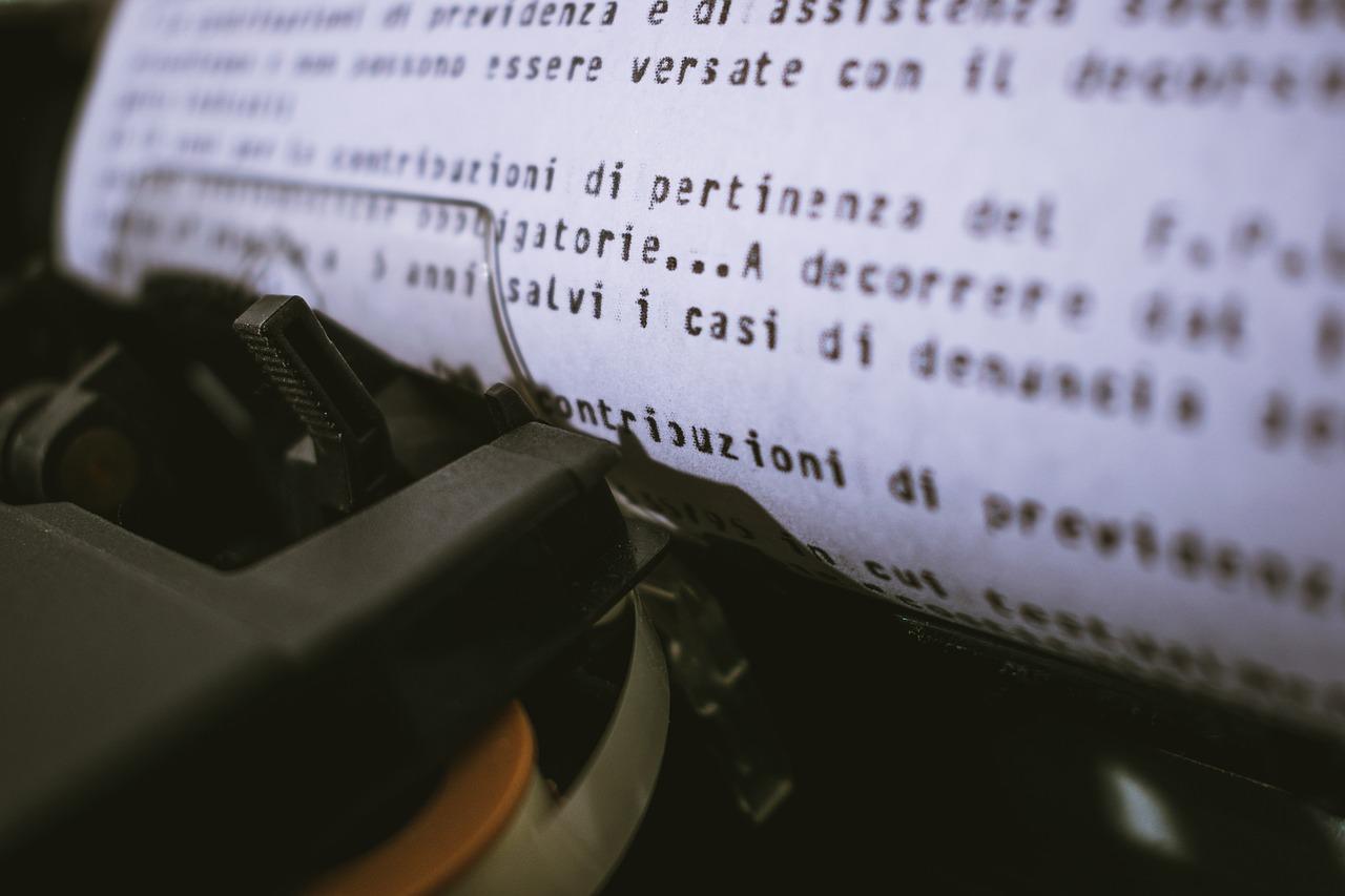 Scrivere secondo le regole punteggiatura