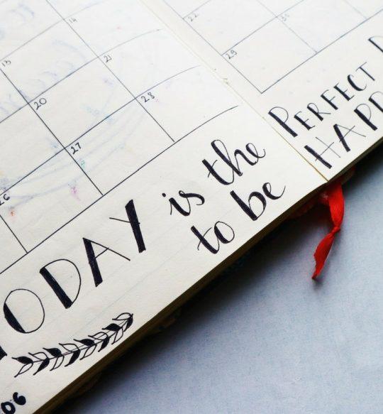 Calendario editoriale blog e social
